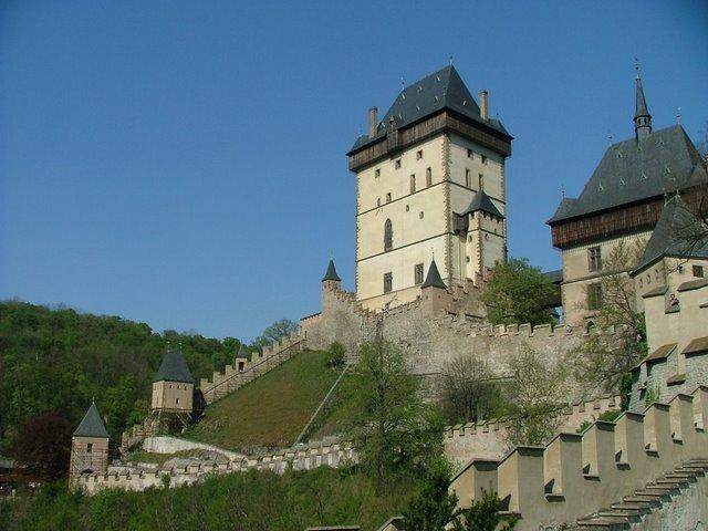 Zamek Karlstejn