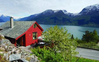 Hytte, Norwegia