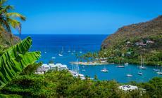 Karaiby - St. Lucia