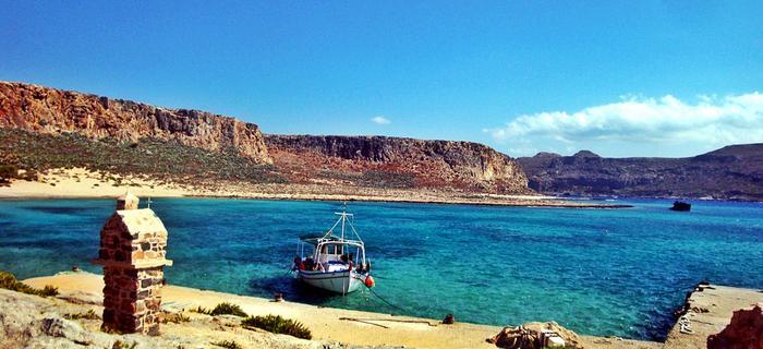 Balos i Gramvousa - Kreta