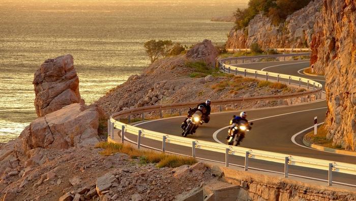 Chorwacja - najpiękniejsze trasy motocyklowe