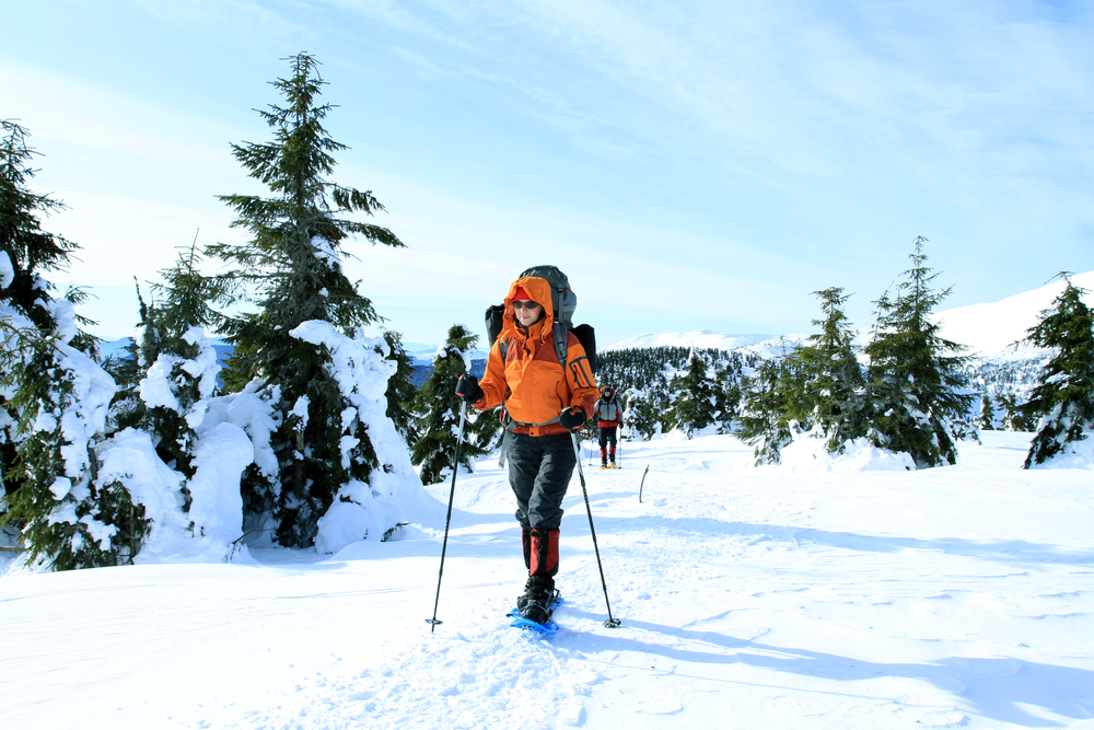 Ruch pomaga rozgrzać się zimą